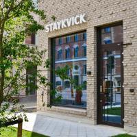 Staykvick Boutique Hostel, hotel in Helsingborg
