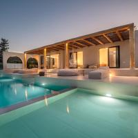 URANOS di GIOIA Villa with magnificent sea view and infinity pool 18x4m