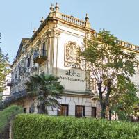 Abba San Sebastián Hotel, готель у Сан-Себастьяні