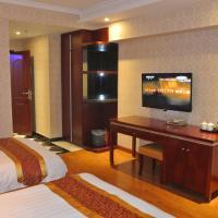 Shenzhen Haitian Hotel, hotel in Shenzhen