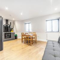 Kentish Six Contemporary Bright One Bedroom Apartment with a Lovely Minimalist Design