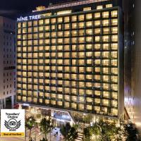 Nine Tree Premier Hotel Myeongdong 2, hotel in Seoul
