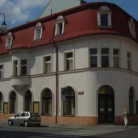 Hotel Mrázek, hotel in Pardubice