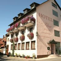 Hotel Ebner, Hotel in Bad Königshofen im Grabfeld