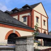 Penzion a pivnice Varna, отель в городе Велка-Быстршице