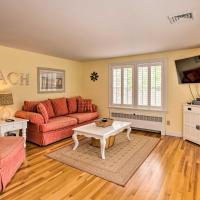 Quiet Cape Cod Home with Gazebo and Walk to Beach, hotel in West Dennis