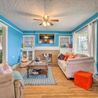 Lively Home with Front Porch, Walk to Trails!