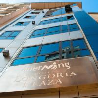 Duerming Longoria Plaza Hotel, hotel en Oviedo