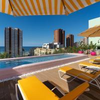 The Agir Springs Hotel by Medplaya, hotel di Benidorm