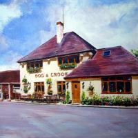 The Dog & Crook, hotel in Romsey