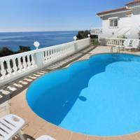 Villa piscine Eze bord de mer à 500m de la plage