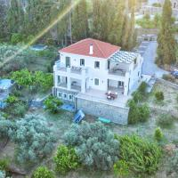 The Oasis House - Steps Away from Menites Springs, ξενοδοχείο σε Kourélion