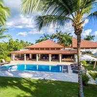 Golf Front Top Rated Villa 5BR with Pool, Jacuzzi, Cook & Maid, 2 Golf Carts