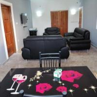 Appartements meublés F3, à 10 min du centre ville, отель в городе Пуэнт-Нуар