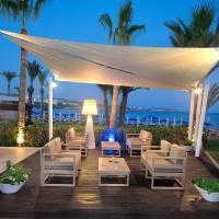 Okeanos Beach Boutique Hotel, отель в городе Айия-Напа