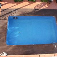 Apartamentos con piscina y bbq