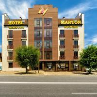 Отель Marton Palace, отель в Волгограде