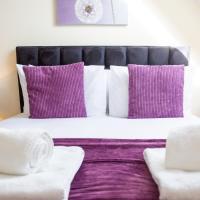Velvet 2-bedroom apartment, Clockhouse, Hoddesdon