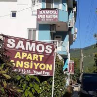 Samos Apart Pension, hotel in Güzelçamlı