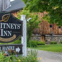 Whitney's Inn, hotel in Jackson