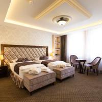 Hotel Dvorana, hotel in Karlovy Vary