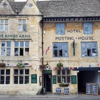 The Kings Arms Hotel, hotel in Stow on the Wold