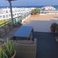 Pinar Penthouse by the Beach