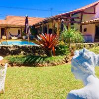Pousada Minas Goiás, hotel em Tiradentes