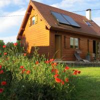 Maison écologique, hotel in Donzy