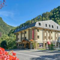 Hotel Palarine, hotel in Erts