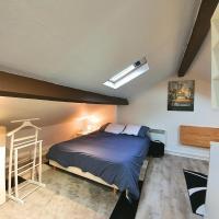 Appart Limoges Centre Montjovis !, hotel near Limoges International Airport - LIG, Limoges