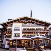 Eder - Lifestyle Hotel, hotel in Maria Alm am Steinernen Meer