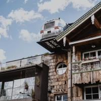 SEPP - Alpine Boutique Hotel - Adults Only, hotel in Maria Alm am Steinernen Meer