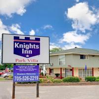 Knights Inn - Park Villa Motel, Midland, hotel em Midland