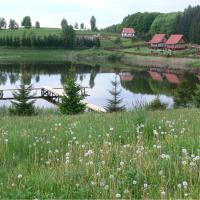 Mieszkanie nad jeziorem Rydzówka+prywatny staw+plaża+Mazury