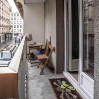 Super cozy apartment near Notre Dame!