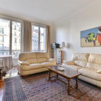 Charming apartment near Eiffel Tower