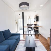 Beautiful apartment near Buttes-Chamont
