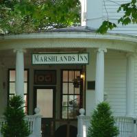 Marshlands Inn, hotel in Sackville