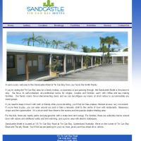 Sandcastle Motel Tin Can Bay