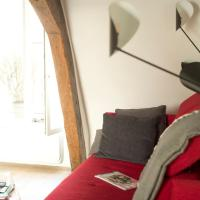 Nice cosy apartment in the Marais district