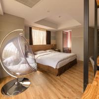 RF富裕自由商旅 - 忠孝館,台北的飯店