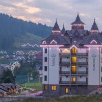 Mardan Palace SPA Resort, hotel in Bukovel