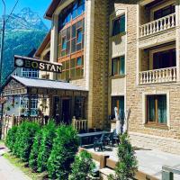 Отель Bostan
