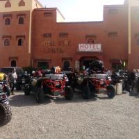 Ksar Ljanoub, hotel i Ait-Ben-Haddou