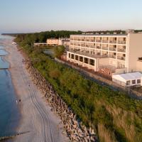 Wodnik Centrum Zdrowia i Rehabilitacji – hotel w mieście Ustronie Morskie
