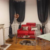 Chic appartement à 11 min de Paris jusqu'à 6 personnes, hotel in Enghien-les-Bains