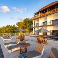 Samuh Ocean Sunset Hotel by WizZeLa, hotel in Nusa Penida