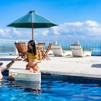 Samuh Ocean Sunset Hotel by WizZeLa, hotel di Nusa Penida