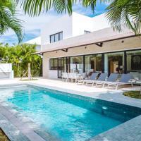 Modern Villa with Pool in Punta Cana, hotel i nærheden af Punta Cana Internationale Lufthavn - PUJ, Punta Cana